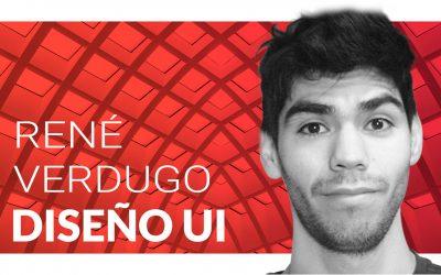 Hablemos de Diseño UI con Rene Verdugo