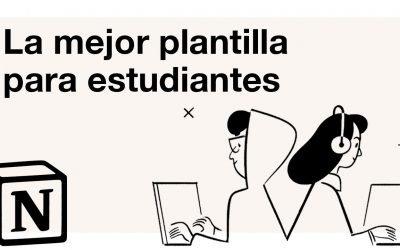 Notion para ESTUDIANTES 🚀